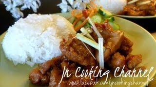 Jn Lemongrass Chicken (exclusive)
