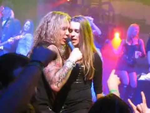 Steel Panther - Sweet Child O Mine - House of Blues
