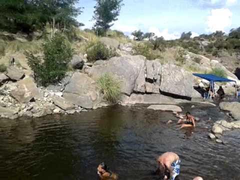 En 7 cajones trapiche san luis youtube for Camping en el trapiche san luis
