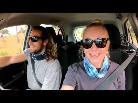 Vlog 7 - We are on route to Tofo, Mozambique