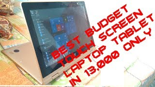 i360 -  Best Budget Touch Screen Laptop / Tablet in 13,000 only