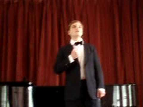 "Bagatirov's aria and Verdi's Aria from ""Don Carlo"""
