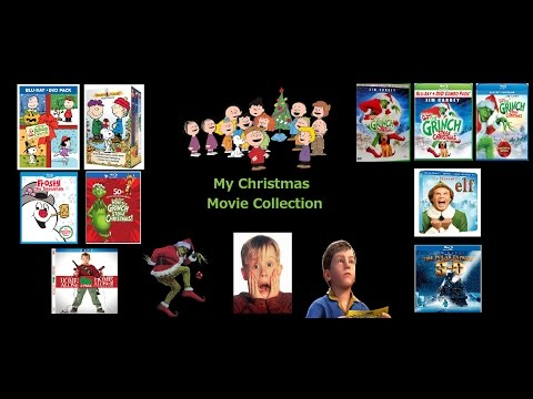 My HolidayChristmas Movie Collection