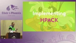 ElixirConf 2016 - Implementing Binary Protocols with Elixir by Ole Michaelis