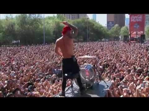Ride  Twenty One Pilots  March Madness Music Festival 2016  HD