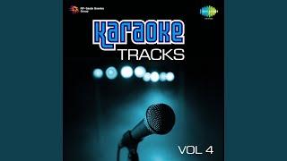 Mere Khwabon MeinDilwale Dulhania Le Jayenge Karaoke