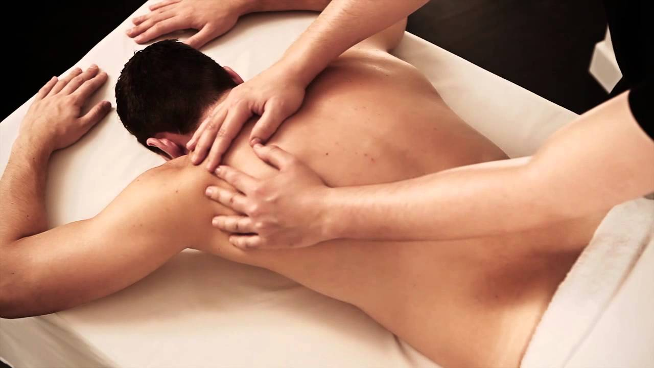 Man loves sex and massage likewise