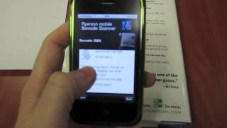 ISBN/QR Barcode Scanner - Ryerson University Library & Archives