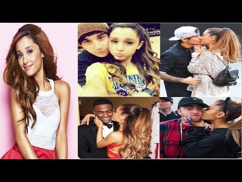 Tutti gli ex-ragazzi di Ariana Grande 2017