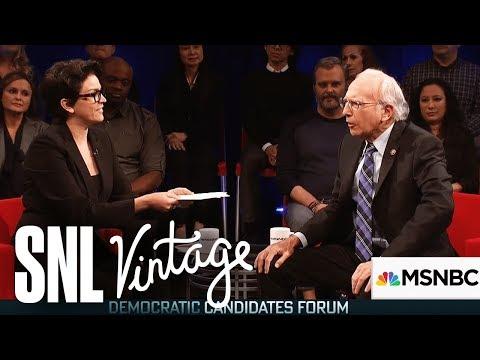 MSNBC Forum Cold Open - SNL