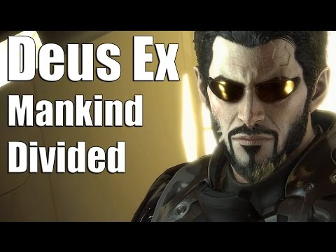 Deus Ex Mankind Divided #3: Major Malfunction