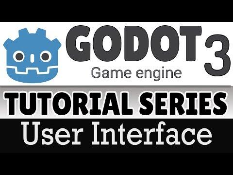 User Interface Development in Godot 3