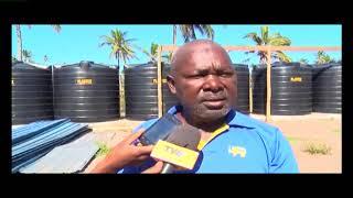 Ilha de Inhambane debate-se com crise de água