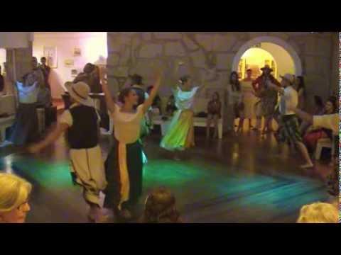Uruguayan folk dance: La Firmeza