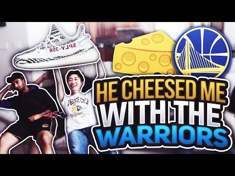 NBA 2K18 TOURNAMENT PT. 3 | CHEESING WITH THE WARRIORS?!