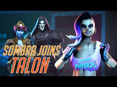 Sombra Joins Talon [SFM]