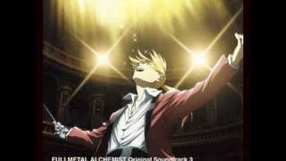Fullmetal Alchemist Brotherhood OST 3 Suite