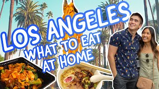 LA TAKE-OUT AND DELIVERY: Our 5 Picks for the Best Food to Order in Los Angeles (LA Food Guide)