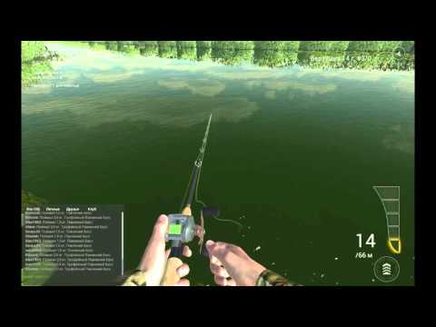 рыболовная планета