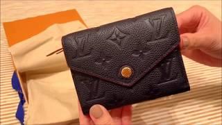 【2020精品皮夾推薦】Louis Vuitton Monogram 皮夾開箱細節