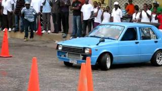 Drifting in jamaica - Driver Cutta