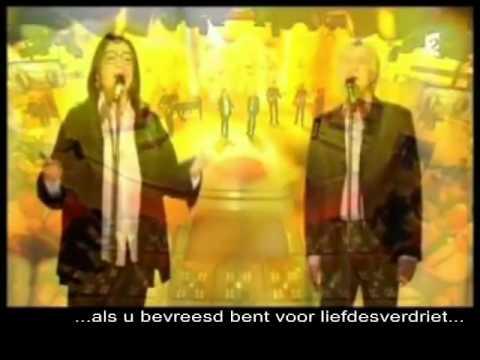 Nana Mouskouri & Dave Le Temps Des Cerises NLsubs - YouTube