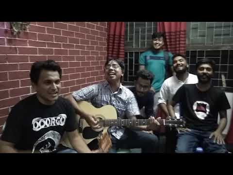 Allah Nabijir Naam | Random singing with beat boxing