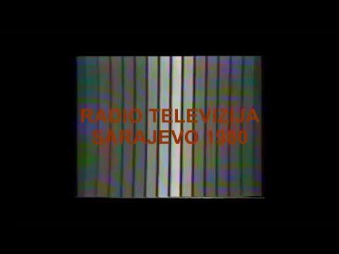 RADIO TELEVISION SARAJEVO 1980