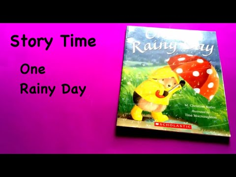 story-time:-one-rainy-day