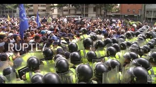Venezuela  Protesters demand elections on streets of Caracas