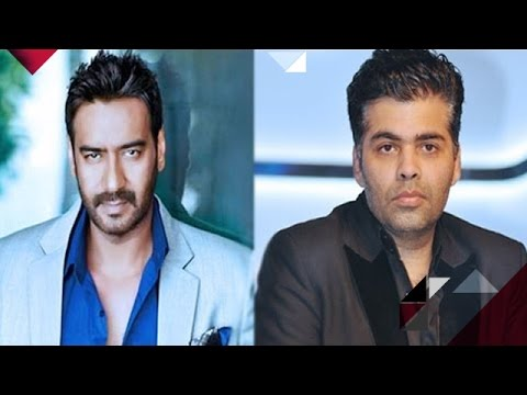 Ajay Devgan Has A Personal Problem With Karan Johar | Bollywood News