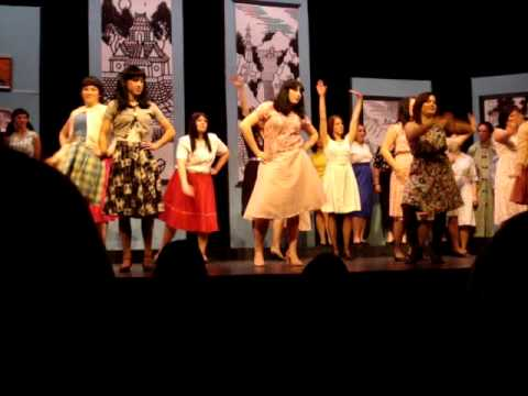 Flower Drum Song - Grant Avenue - Claire W and cast