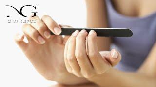 Пилки и блоки. Как выбрать пилку для ногтей. Часть 4. / How to choose a nail file. Part4