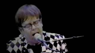 Elton John - Blessed - New York October 12 1995