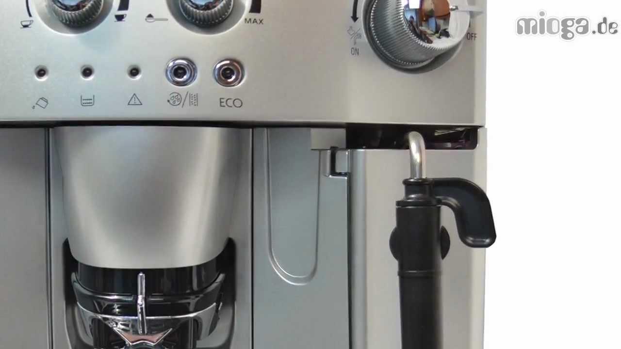 delonghi esam 4200 s ex1 magnifica kaffee youtube. Black Bedroom Furniture Sets. Home Design Ideas