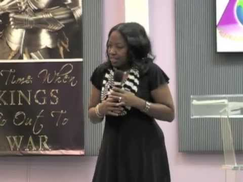"WOE Christian Church - Minister Tanika Martin ""Going Offshore with God:"""