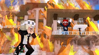 Mein Haus brennt ab!