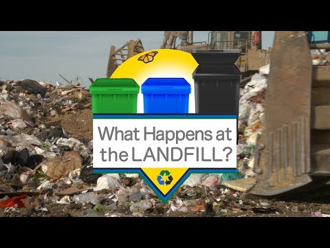What Happens At The Landfill