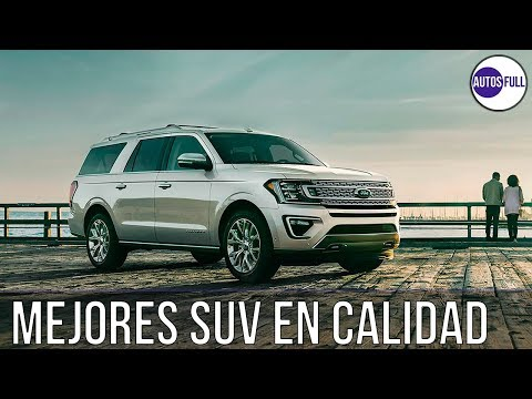 TOP 9 Best SUV in QUALITY for Families 2019