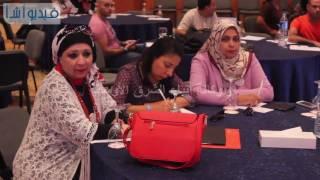 بالفيديو: اول مؤتمر دولي لسفراء الشباب والمرأة العرب