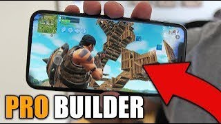 ANDROID FORTNITE MOBILE LIVE | 132+ WINS | SUBS CAN PLAY / PRO MOBILE BUILDER