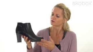 Skobox - Tamaris 25969 Støvle i glad skind - Køb Tamaris støvletter online