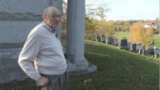 THE ROSENBLOOM CEMETERY- SYRACUSE, NEW YORK: Featuring Historian: Michael Moss.