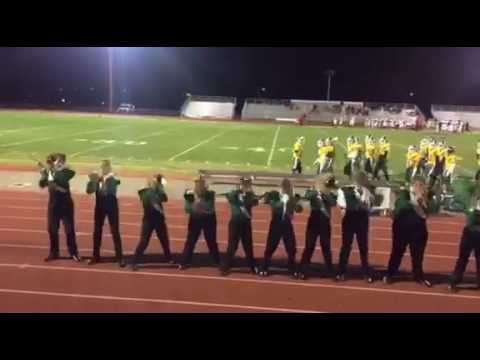 "Kelly Walsh High School Band Trombone ""Suicides"""