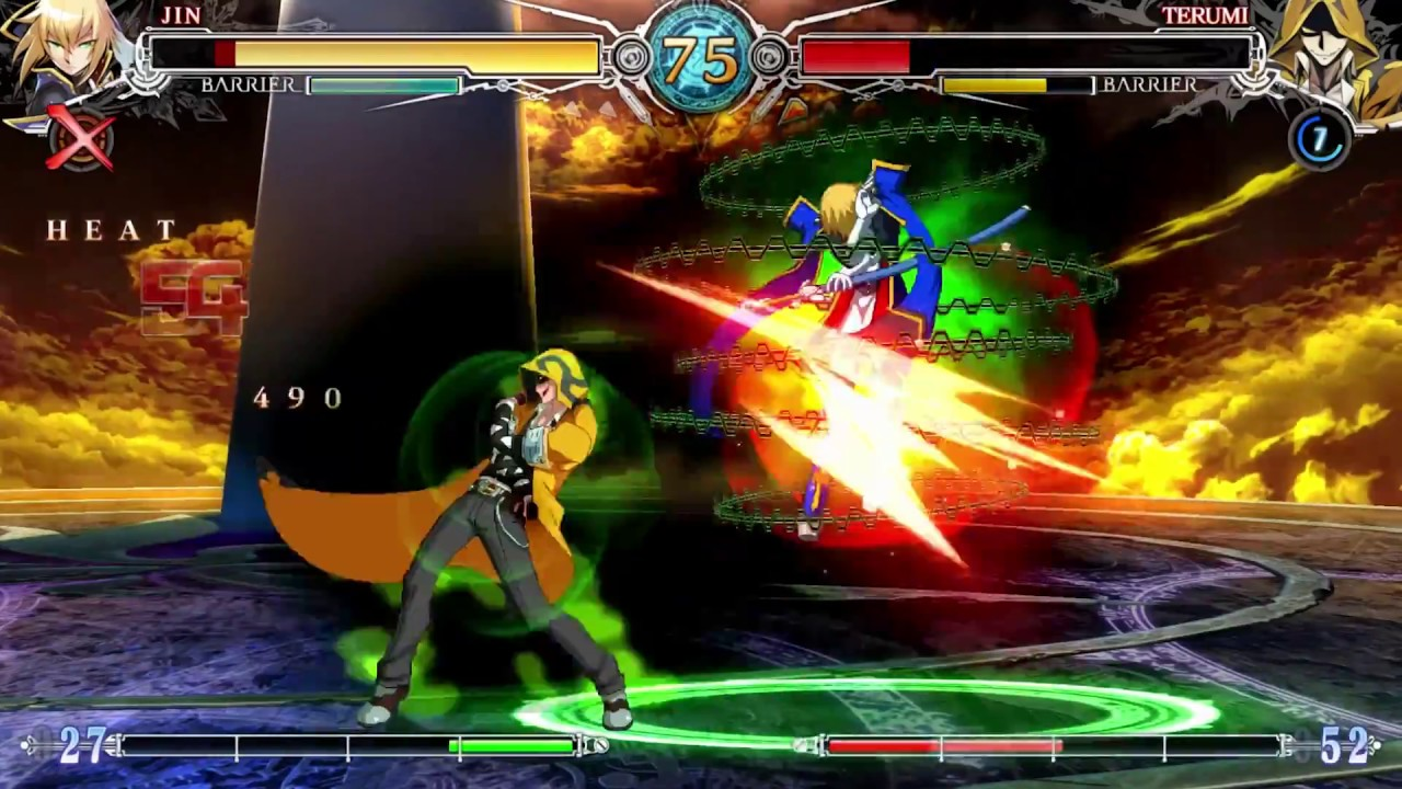 Game review: BlazBlue: Central Fiction is a fantastic 2D