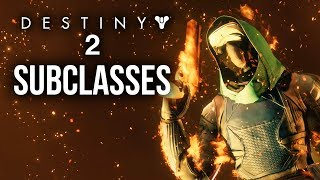Destiny 2 - HOW TO UNLOCK NEW SUBCLASSES Walkthrough - Shard of the Traveler Part 5