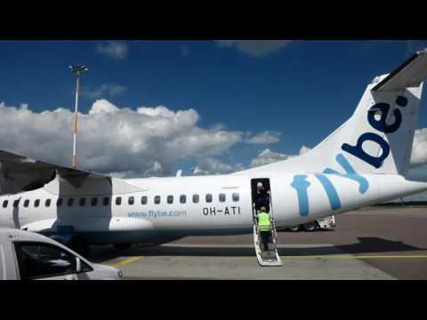 Finnair (NORRA) / Riga-Helsinki-Brussels / Economy+Business / ATR 72 + EMB 190 / JUL 2015