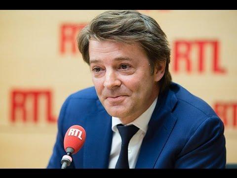 """François Baroin au sujet de Patrick Buisson : """"Je n"""