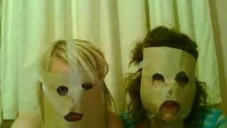 paper bag head freaks singing