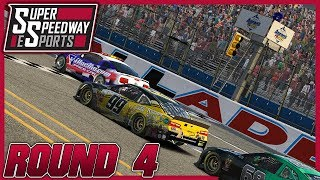 iRacing - Superspeedway eSports Round 4 of 12 at Talladega   75 Laps thumbnail